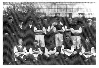 1912 Meliden Football Team