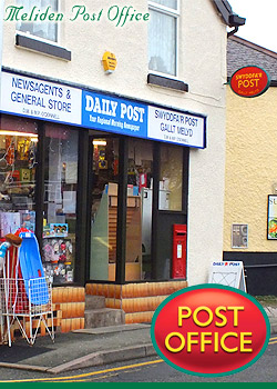 Meliden Post Office
