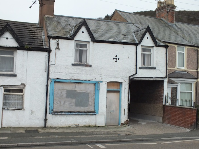 Old Butchers Shop Premises today